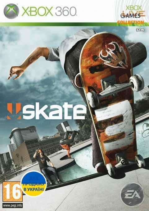 Skate 3 (XBOX360)-thumb