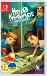 Hello Neighbor: Hide and Seek (Switch)-thumb
