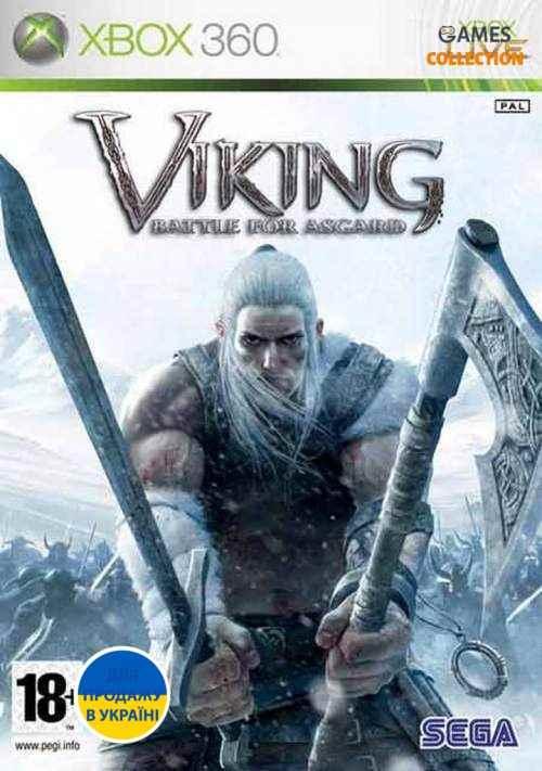 Viking: Battle for Asgard (XBOX360)-thumb