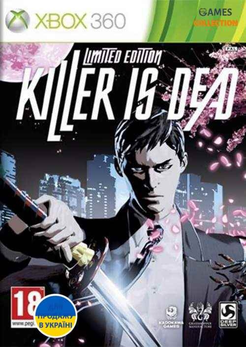 Killer is Dead (XBOX360)-thumb