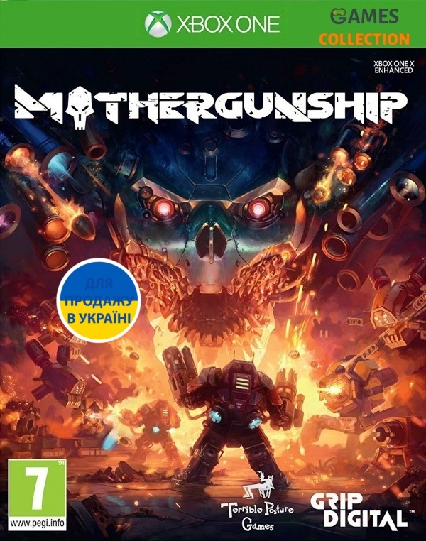 Mothergunship (Xbox One)-thumb