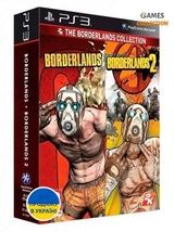 The Borderlands Collection 1 & 2 (PS3)-thumb