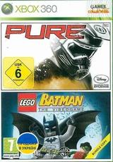 PURE/LEGO Batman: The Videogame (XBOX360) б/у-thumb
