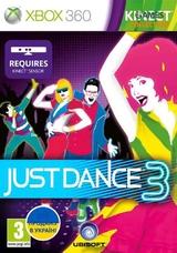 Just Dance 3 (XBOX360) Б/У-thumb