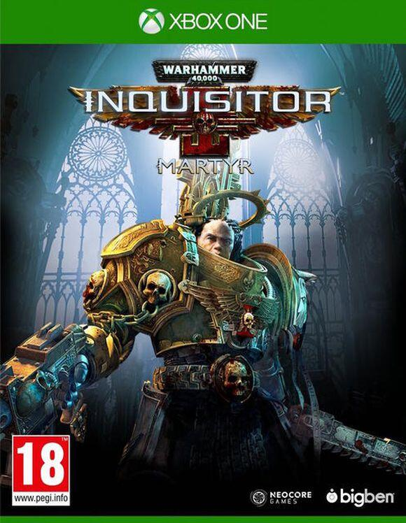 Warhammer 40,000: Inquisitor – Martyr (Xbox One)-thumb