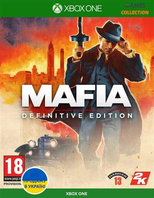Mafia: Definitive Edition (XBox One)-thumb