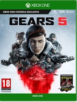Gears of War 5 (XBox One)-thumb
