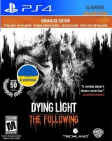Dying Light: The Following – Enhanced Edition (PS4)-thumb
