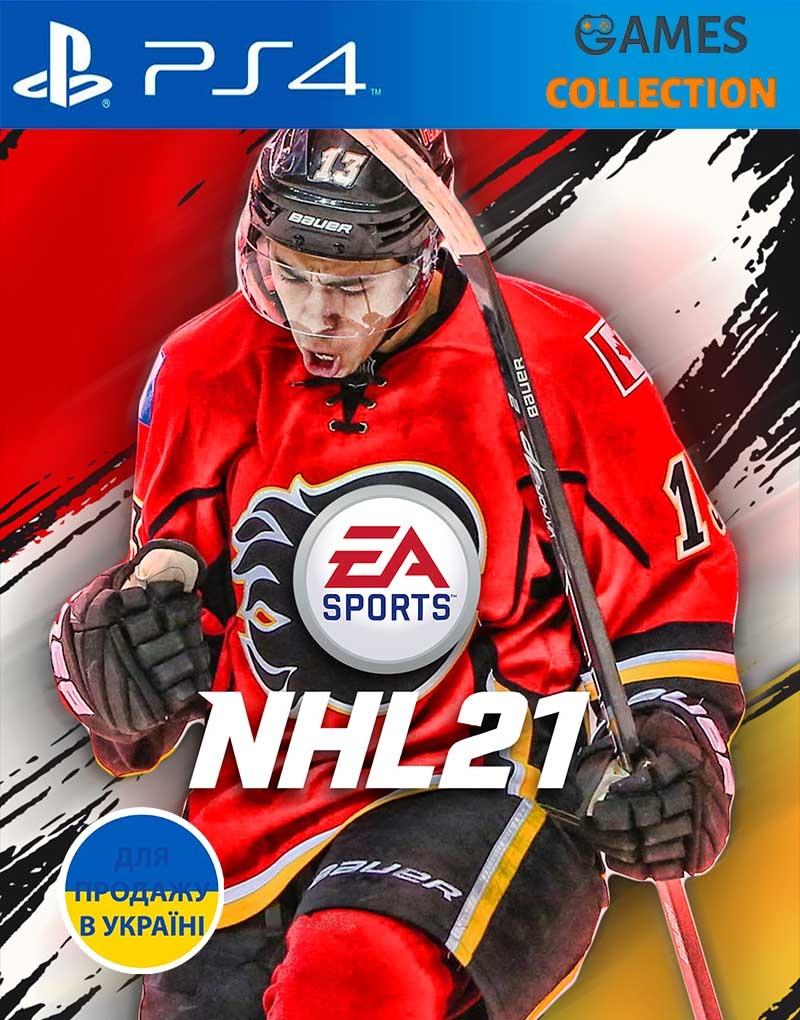 NHL 21 (PS4)-thumb