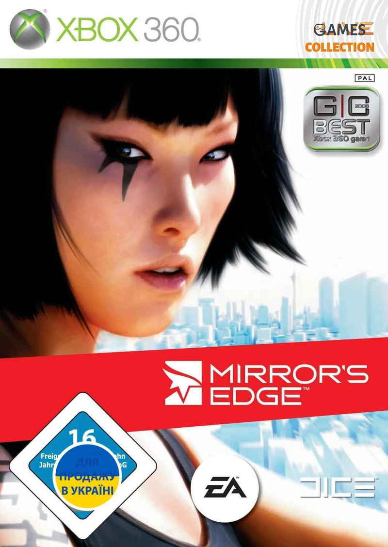 Mirror's Edge (XBOX 360)-thumb