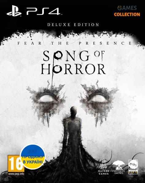 Song of Horror – Deluxe Edition (PS4)-thumb