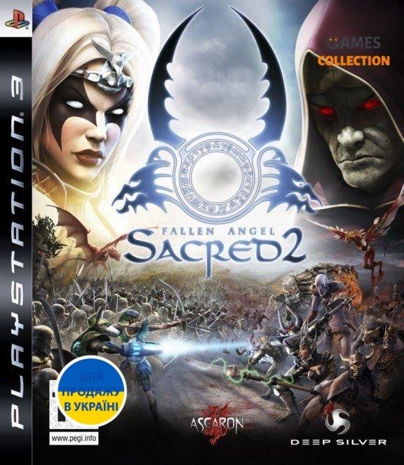 Sacred 2: Fallen Angel (PS3)-thumb