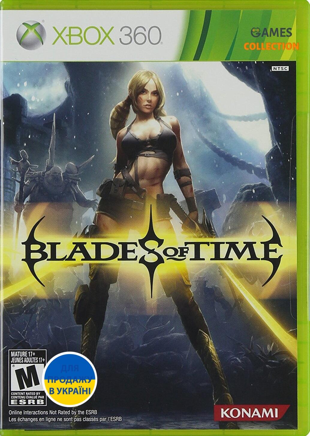 blades of time(XBOX360)-thumb