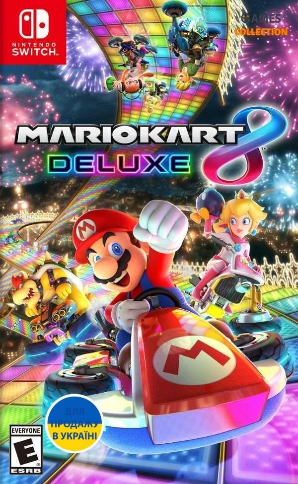 Mario Kart 8: Deluxe (Switch)-thumb