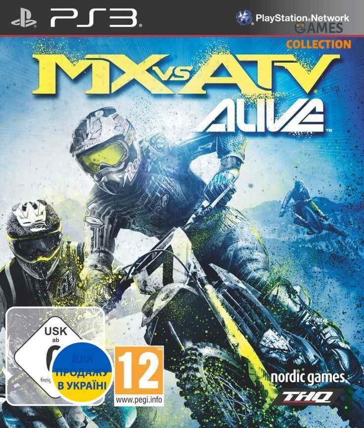 MX vs ATV: Alive (PS3)-thumb