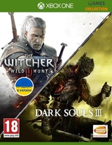 Dark Souls III + The Witcher 3 Wild Hunt (Xbox One)-thumb