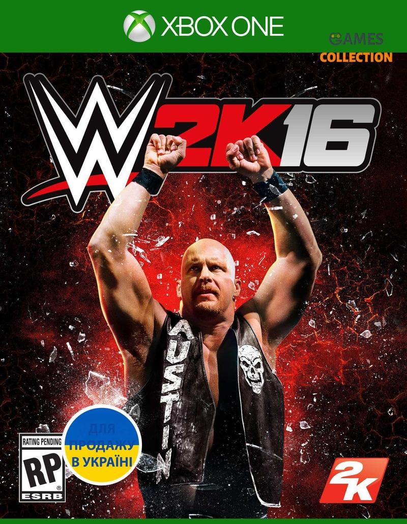 WWE 2k16 (Xbox One)-thumb