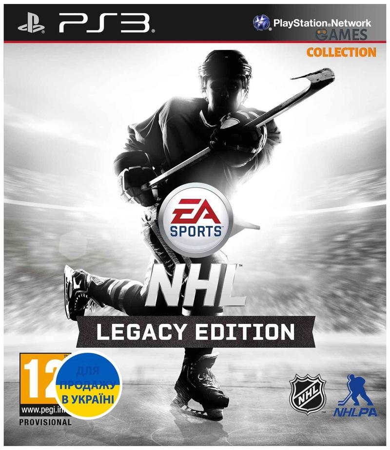 NHL Legaсy Edition (PS3)-thumb