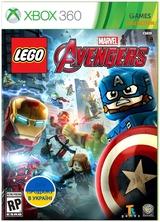 LEGO Marvel's Avengers (XBOX360) Б/У-thumb