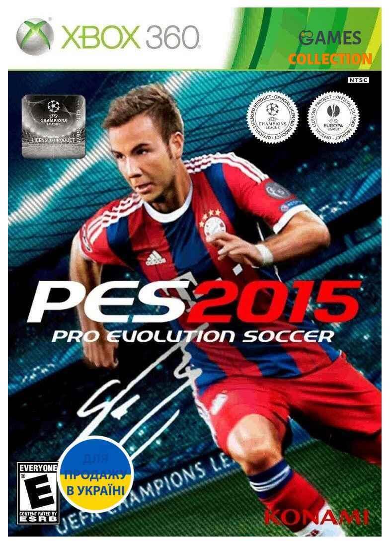Pro Evolution Soccer 2015 (2014)(XBOX360)-thumb
