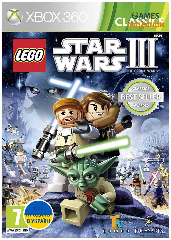 LEGO Star Wars III: The Clone Wars(XBOX360)-thumb