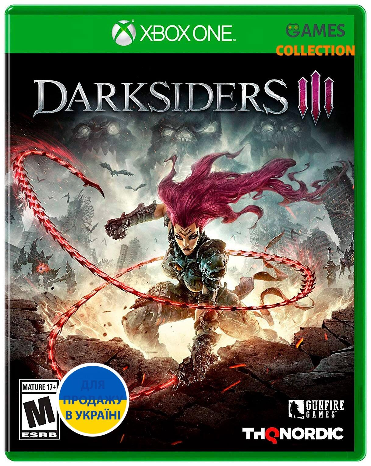 Darksiders III (Xbox One)-thumb