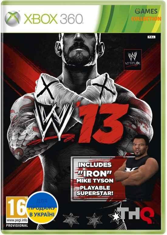 WWE 13 (XBOX360)-thumb