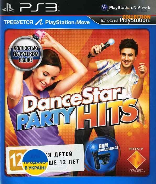 DanceStar Party Hits (PS3) (Русская версия)-thumb