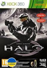Halo: Combat Evolved Anniversary (XBOX360) Б/У СОВМЕСТИМОСТЬ X ONE X PAL-thumb