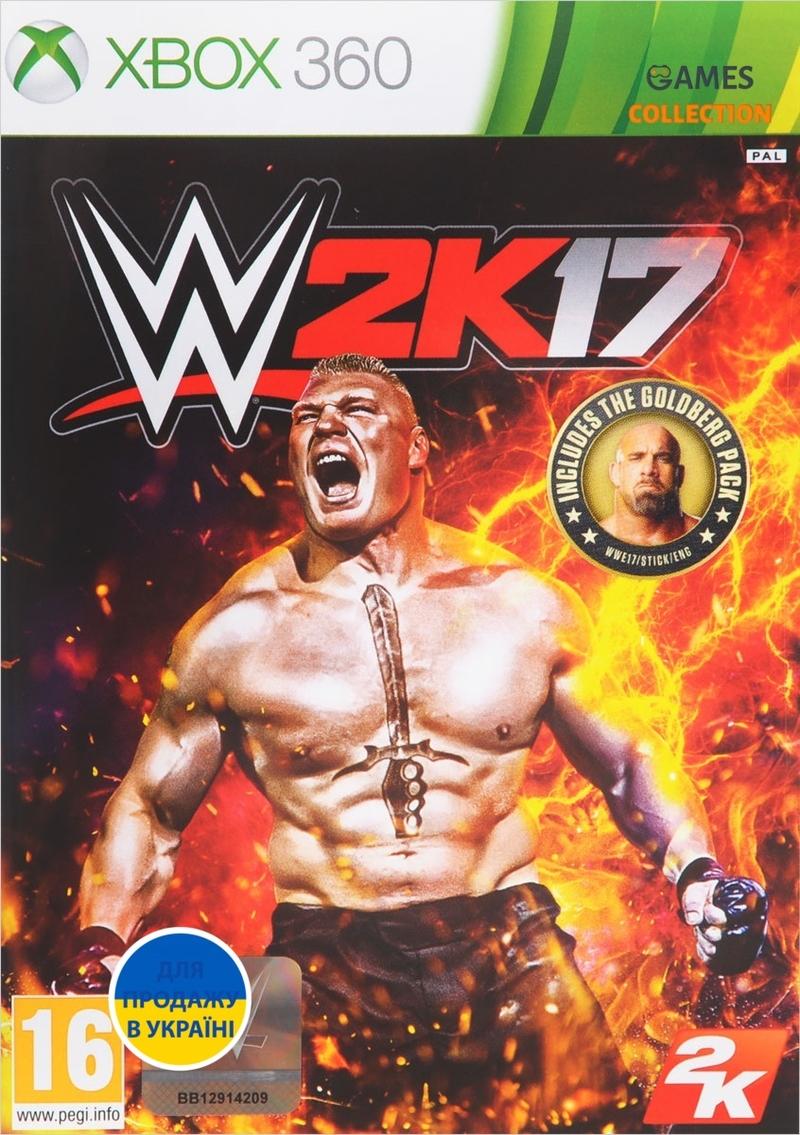 WWE 2K17 (Xbox 360)-thumb