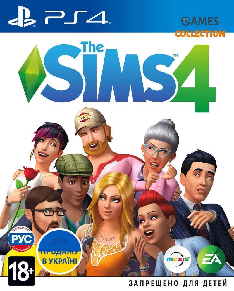 The Sims 4 (PS4)-thumb