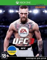 UFC 3 (Xbox One)-thumb
