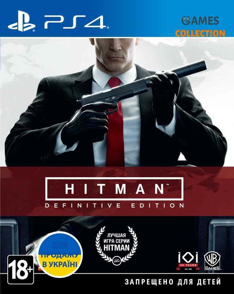 Hitman: Definitive Edition (PS4)-thumb