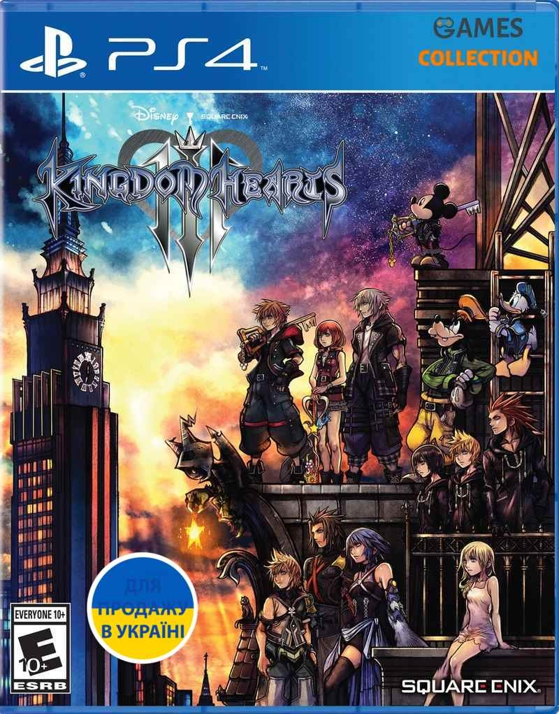 Kingdom Hearts 3 (PS4)-thumb