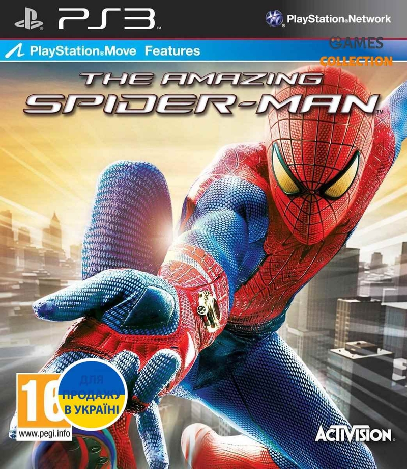 The Amazing Spider-Man (PS3)-thumb