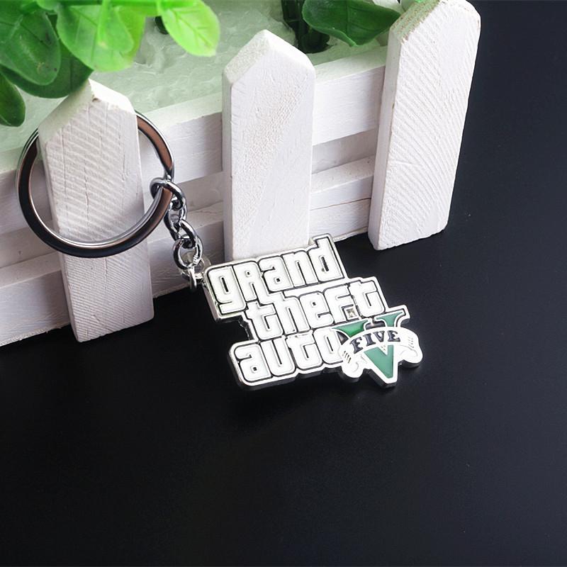 GTA 5 (Брелок)-thumb