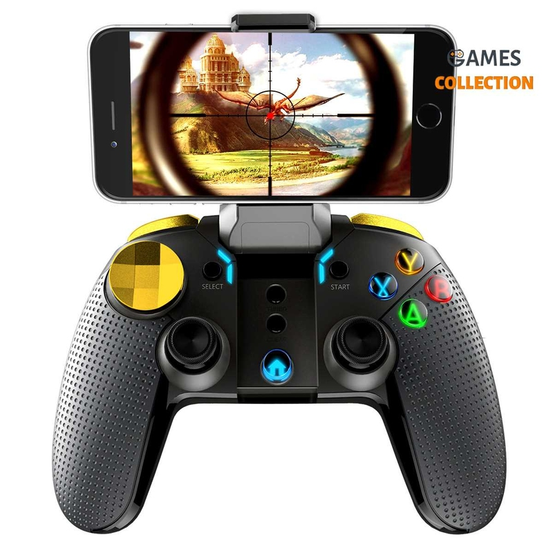 Golden Warrior Ipega  PG-9118 Wireless Bluetooth Controller-thumb