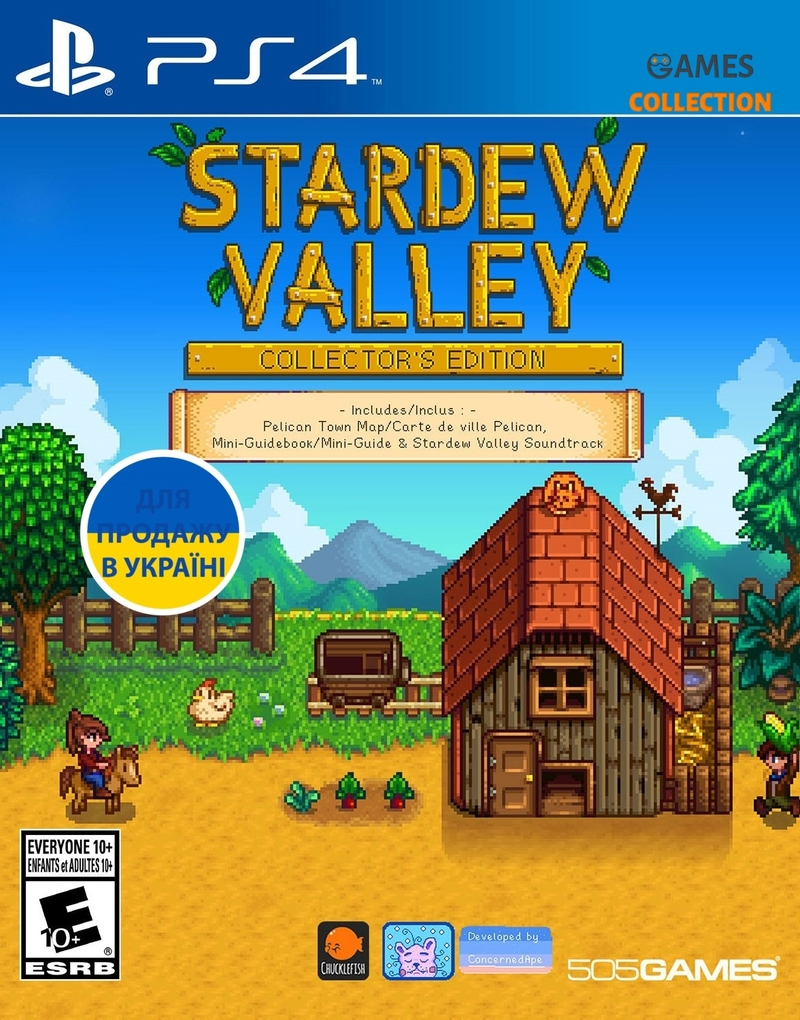 Stardew Valley (PS4)-thumb