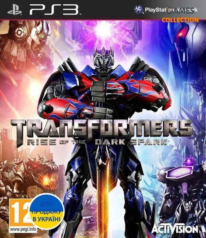 Transformers: Rise Of The Dark Spark (PS3) Б/У-thumb