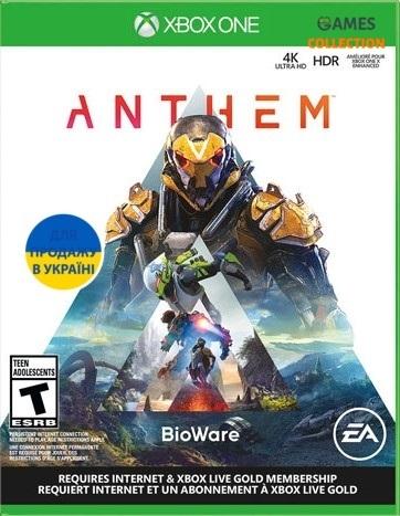 Anthem Б/У (Xbox One)-thumb
