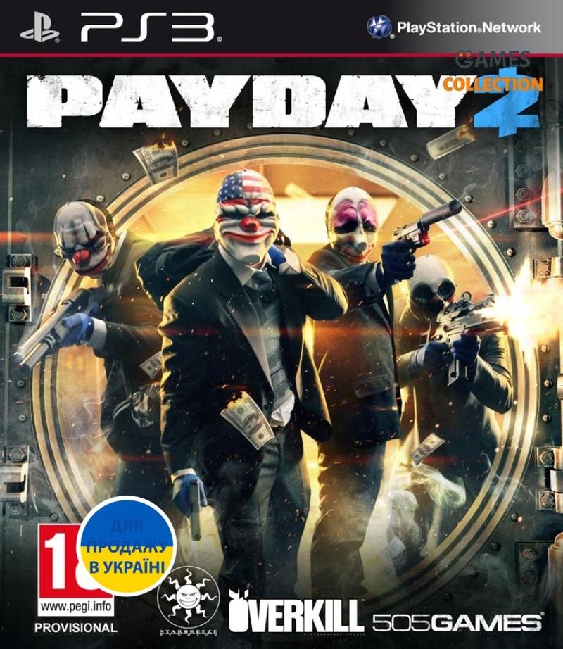 Payday 2 (PS3)-thumb