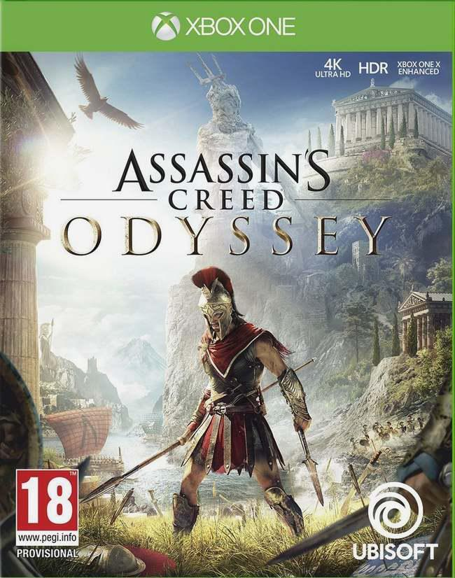 Assassin's Creed Odyssey (Xbox One)-thumb
