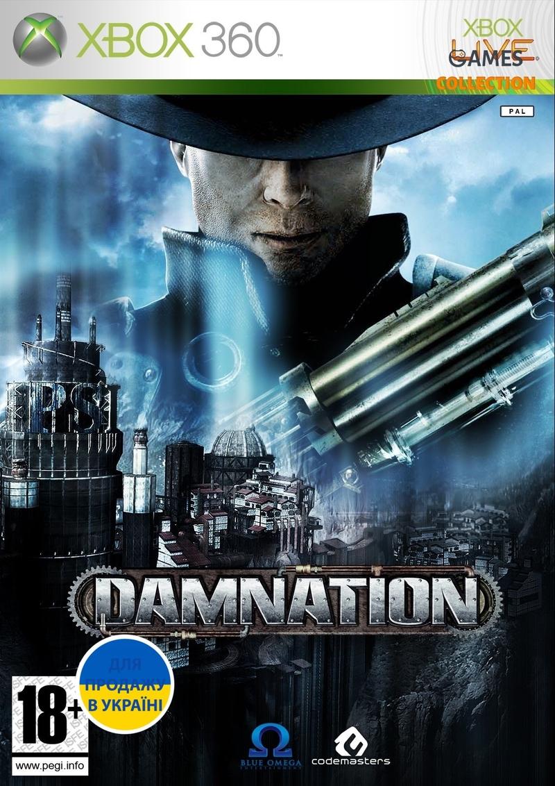 Damnation (XBOX360)-thumb