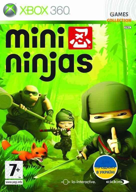 Mini Ninjas (XBOX360)-thumb