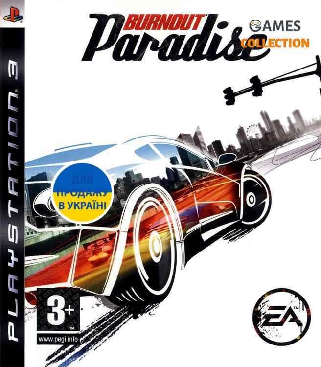 Burnout Paradise (PS3)-thumb