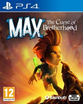 Max The Curse of Brotherhood (PS4)-thumb