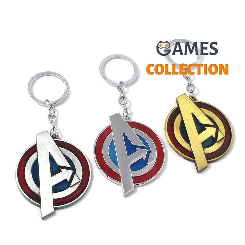 Мстители 4 Новый капитан Америка Письмо (Брелок)-thumb