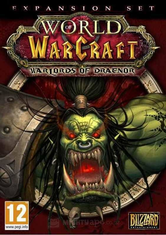 World of Warcraft: Warlords of Draenor (PC)-thumb