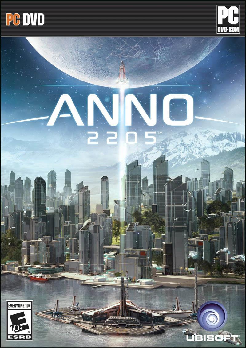 ANNO 2205 STANDARD EDITION КЛЮЧ (PC)-thumb