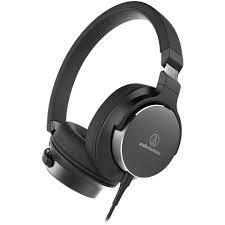 Наушники Audio-Technica ATH-SR5 BLACK-thumb